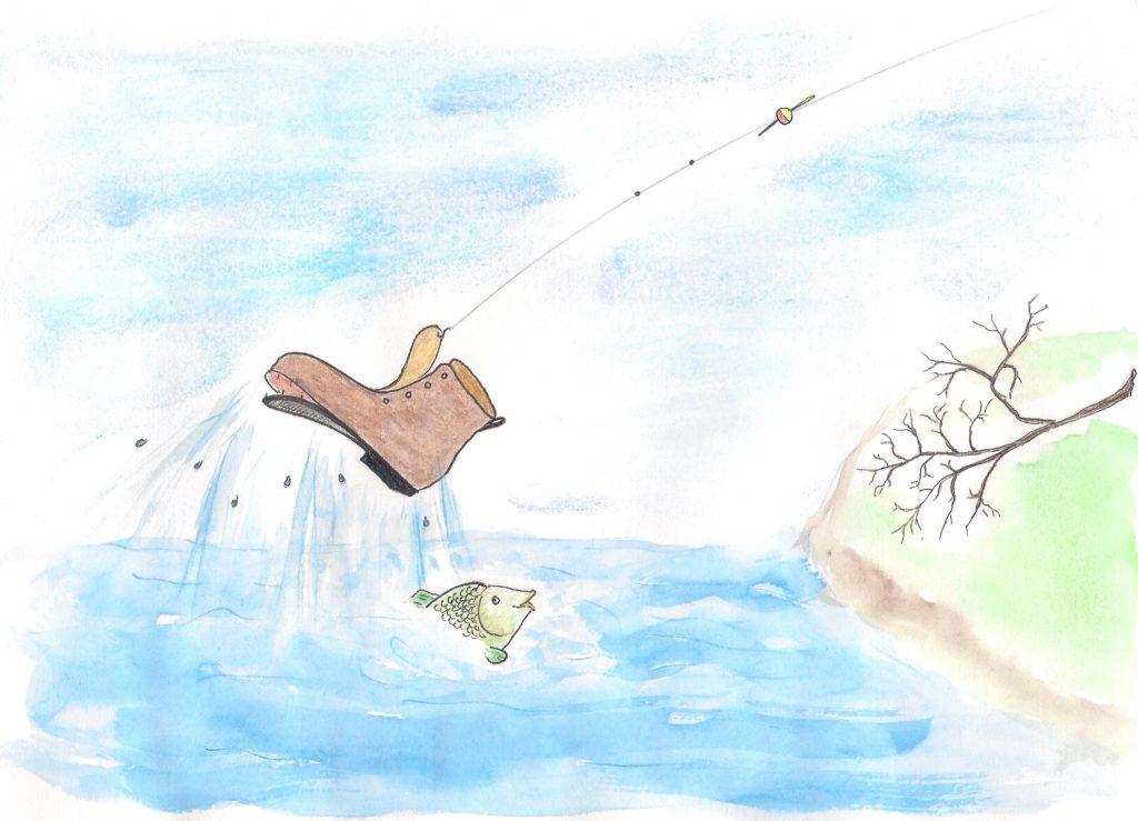 Bartoš – Rybářová bota