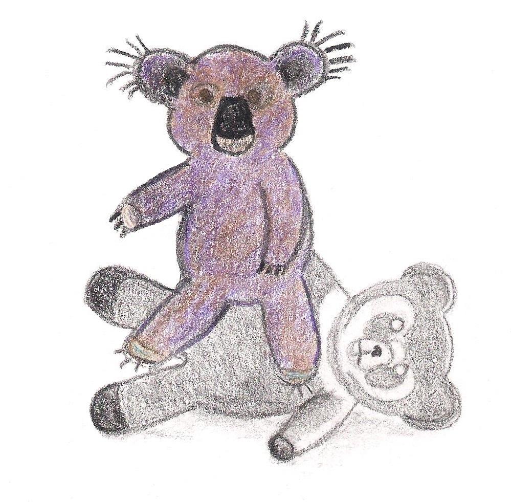 Bartoš: Panda a Koala