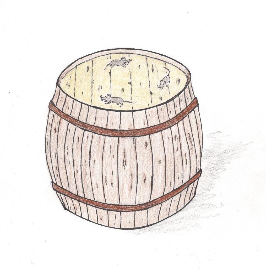 Bartoš – Myši na sudu