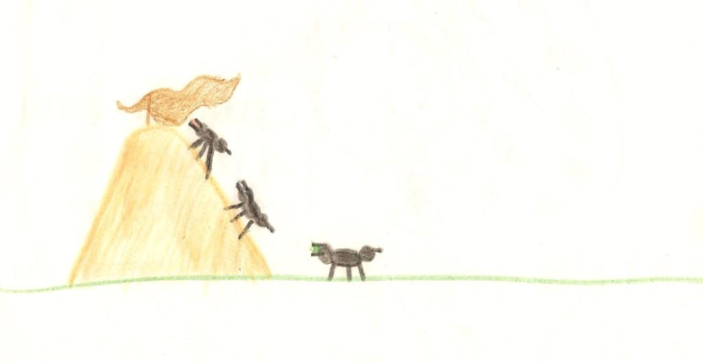 Bartoš Pilný mravenec