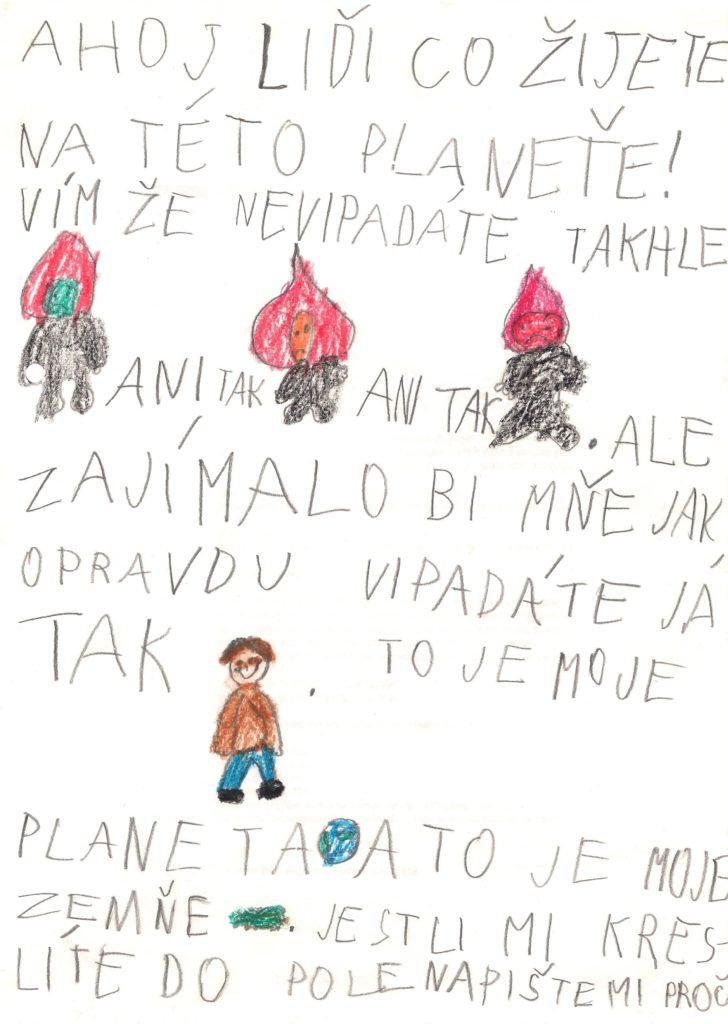 Bartoš: Vzkaz pro jinou planetu