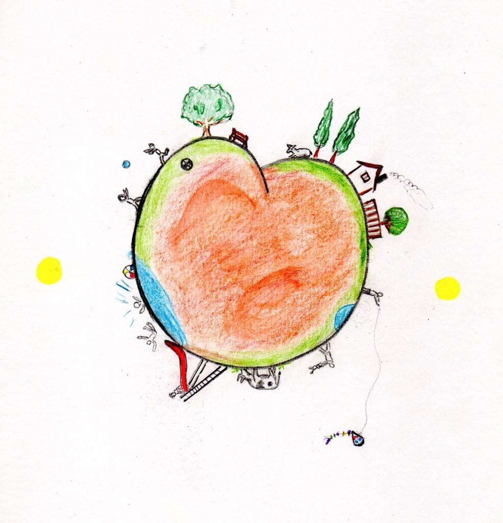 Láskyplná planeta